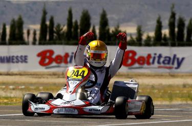 ART Grand Prix e Leclerc si laureano campioni della WSK Euro Series