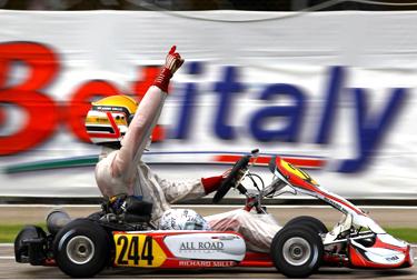 ART Grand Prix inizia al vertice la WSK Euro Series