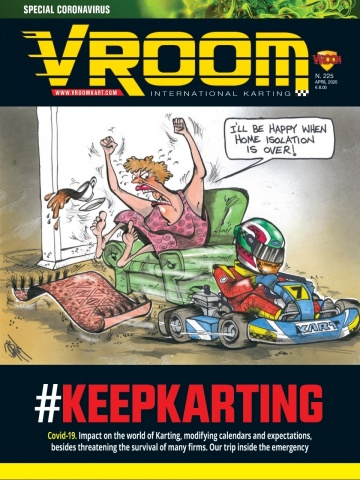 Cover Vroom International 225