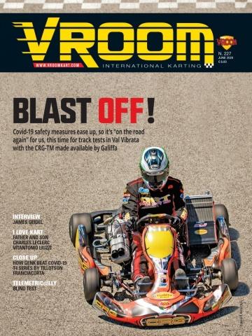 Cover Vroom International 227