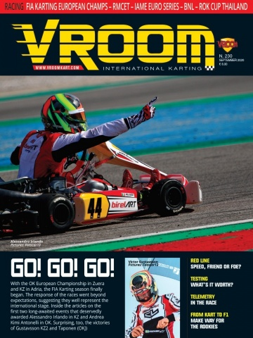 Cover Vroom International 230
