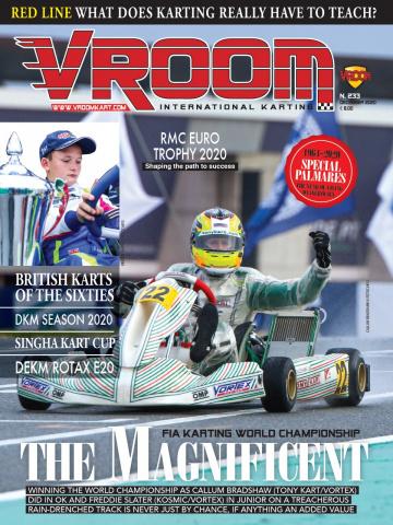 Cover Vroom International 233