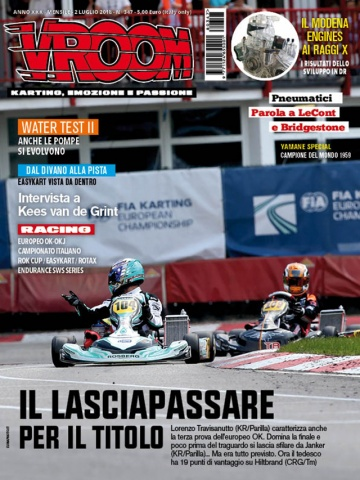 cover vroom italia 347