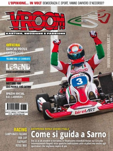 cover italia vroom 361