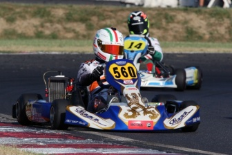 I vincitori del Trofeo Rotax MOJO a Siena.