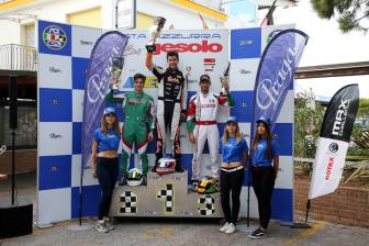 Jesolo esalta i protagonisti della Super Coppa Rotax.
