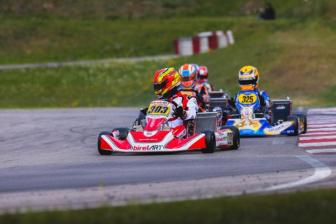Wackersdorf: Qualifiche - Viganò, Longhi e Ho in pole.