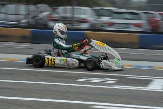 Gamoto Kart è campione italiano in X30 Junior.