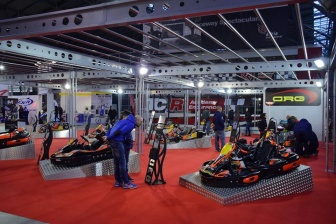 CRG al 2° Karting Expo.