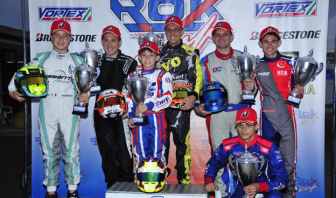Rok Cup International Final - report giovedì