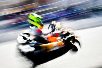 Flavio Olivieri veloce ma sfortunato nel Trofeo Primavera.