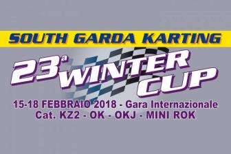 23a Winter Cup - Prove di Qualificazione OKJ