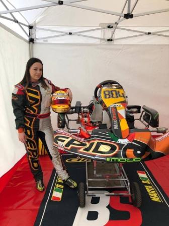 Le donne del karting – Marta Bussola