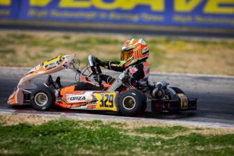 WSK Super Master Series, La Conca – Qualifiche