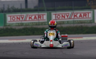 Tony Kart, round finale ad Adria