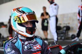 Reduce dal weekend di Sarno, capitolo conclusivo dell'Europeo FIA KZ2, Natalia Balbo tira le somme sulla prima parte di stagione e non solo.