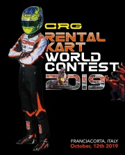 Tutto pronto per il Rental Kart World Contest.