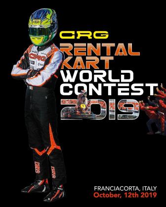Tutto pronto per il Rental Kart World Contest.