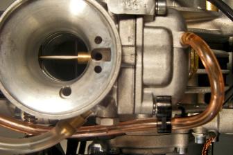 Dal Serbatoio al Carburatore