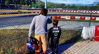A 70 ci si può innamorare ancora del Karting? Chiedetelo ad Emerson Fittipaldi.