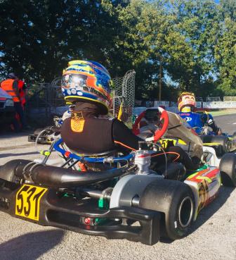 Coppa Italia ACI karting - Manches.