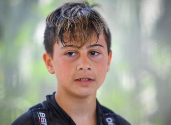 Flavio Olivieri sceglie Newman Motorsport per la Junior.