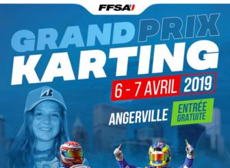 """FFSA - Diversi """"internazionali"""" nella tappa di Angerville."""