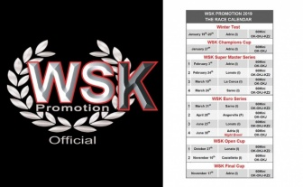WSK Euro Series 2019 - Zuera fuori dal calendario