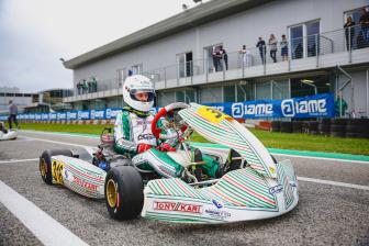 Doppio podio per Gamoto ad Adria.