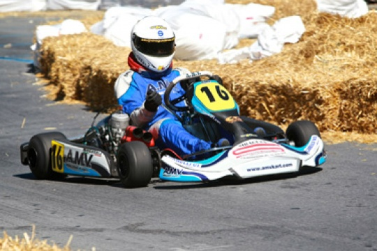 Piemonte - GRAN FINALE DEL KARTING 2011 ALLA WINNER