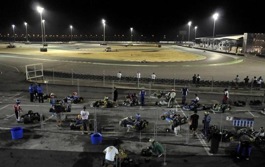 Il Bahrain chiude il Mondiale CIK-FIA KF e KFJ