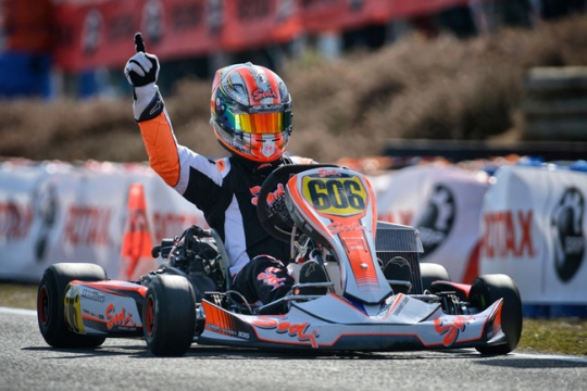 Sodi at the forefront in both Rotax and X30