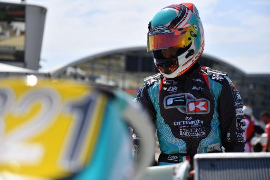 NGM Motorsport alla Rok Superfinal con Natalia Balbo