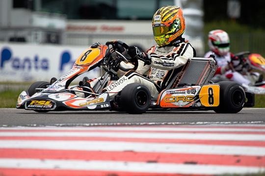 CRG a Wackersdorf per la seconda prova del Campionato europeo KZ-KZ