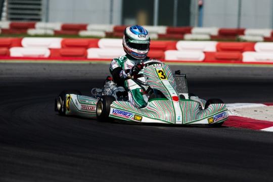 WSK Super Master Series, Adria (Italia) - 4° round