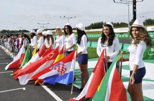 E' in arrivo a Varennes il primo Campione del Mondo 2013