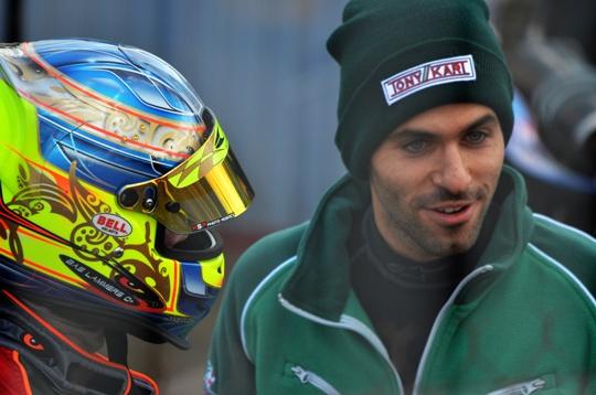 Le stelle del Karting a Varennes per il Mondiale KZ