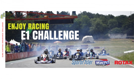 E1 challenge: a new European kartıng endurance champıonshıp ıs about to start ın 2017.