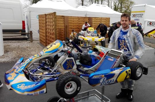 Campionato Europeo CIK-FIA KZ/KZ2 & Karting Academy Trophy  - Giorno 2