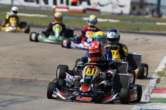 Il Palmisano Karting Team conquista a Ugento (LE) con il pilota Luigi Musio il Trofeo Nazionale Aci Karting in classe KZ2.