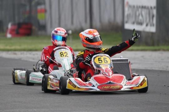 L'estate inizia molto bene al South Garda Karting di Lonato