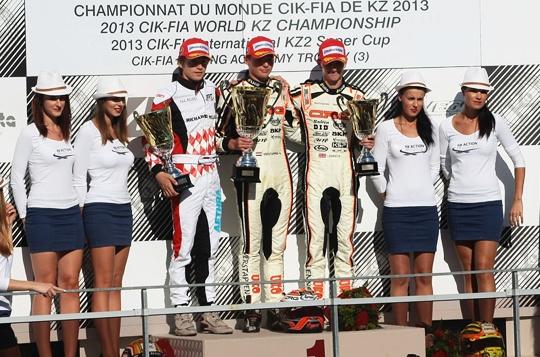 Varennes elegge Verstappen nuovo campione