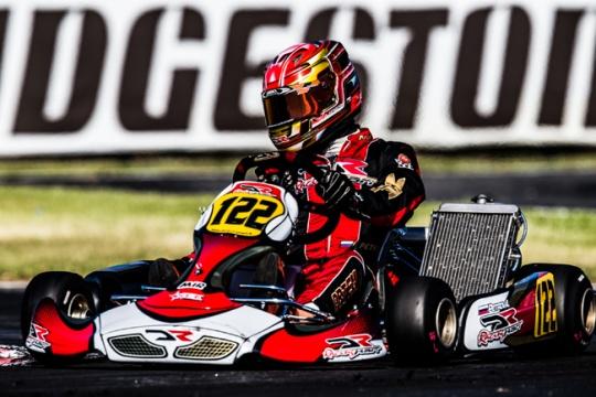Mondiale positivo per DR Racing a La Conca