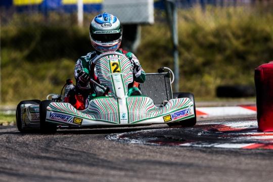 CIK-FIA European Championships, Genk International Karting Circuit – Prove libere & qualifiche