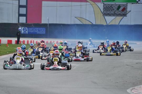 Il 14 e 15 maggio al via a Lonato il 1° Trofeo South Garda Karting