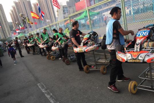 A Macao dominio CRG Gamoto  nella Mini Rok