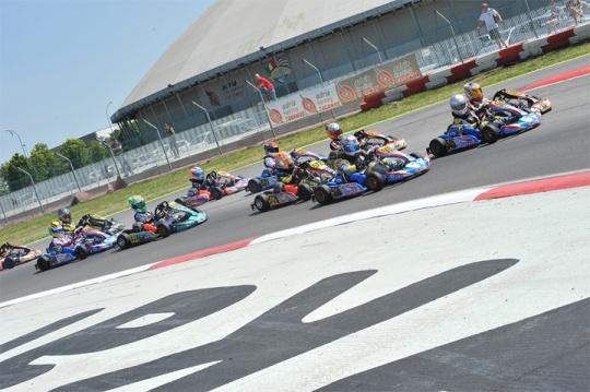 Questo week-end v di scena la WSK Final Cup ad Adria