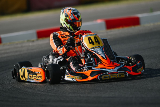 Podio per Irlando (KZ) e Pollini (KZ2) al Campionato Europeo