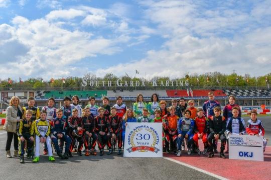 Il 31° Trofeo Andrea Margutti sul Circuito Internazionale 7 Laghi