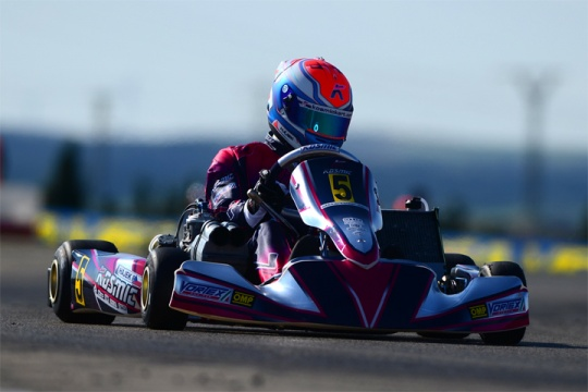Kosmic Kart domina l'Europeo KZ e OK in Spagna